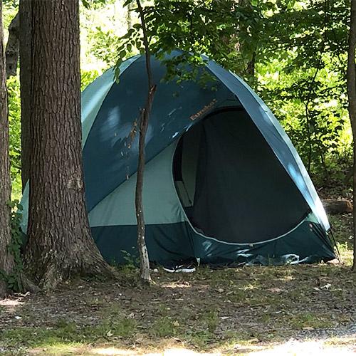 Tent - No Hookup