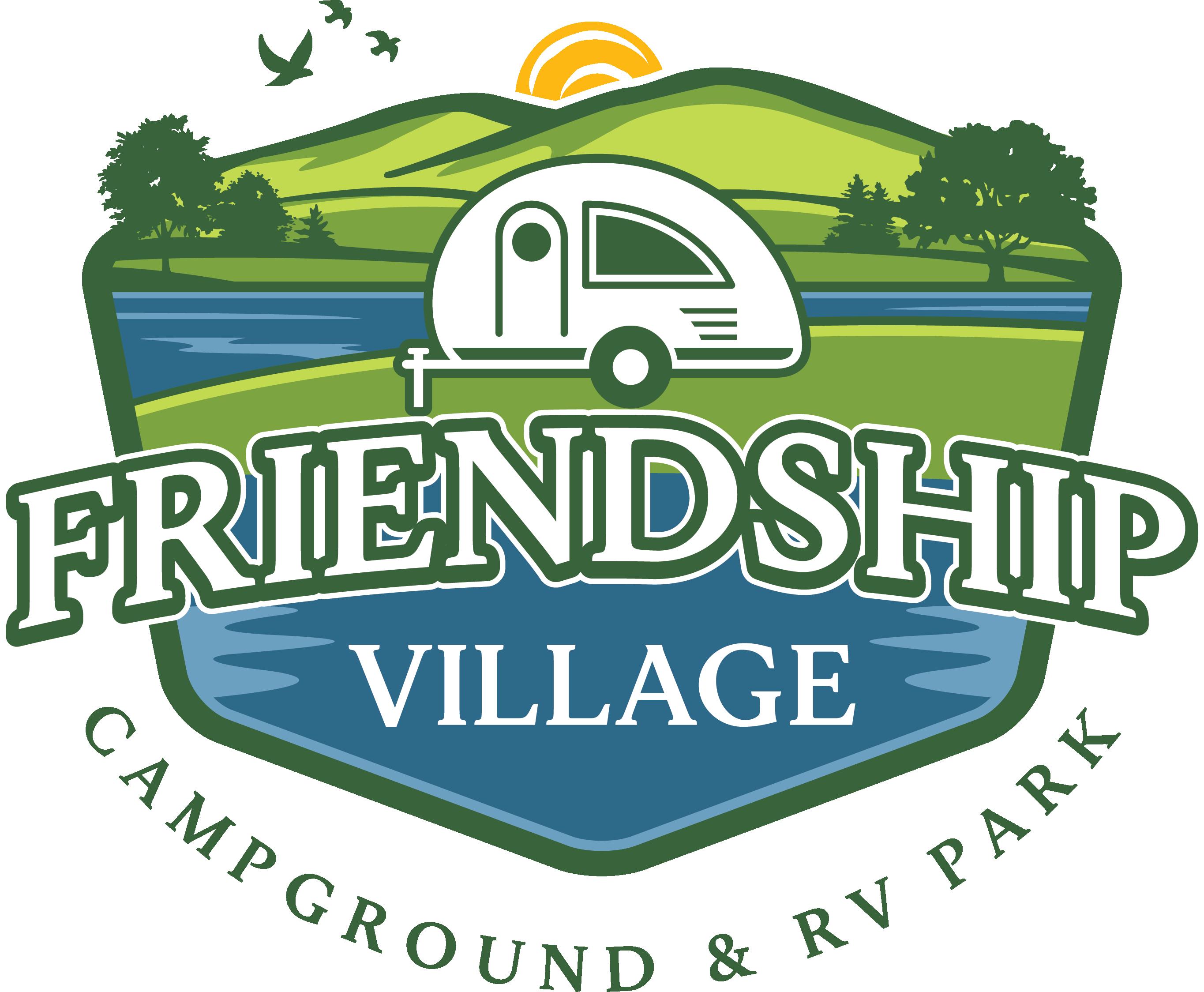 Friendship Village Campground Logo